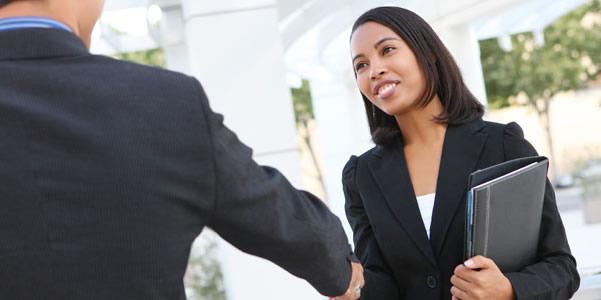 Dating job interview