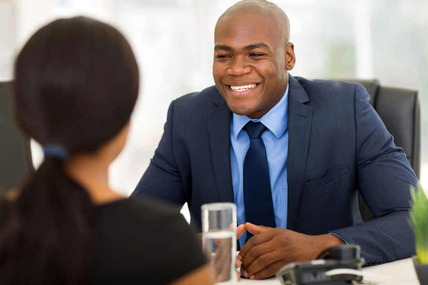Be yourself in civil service interviews