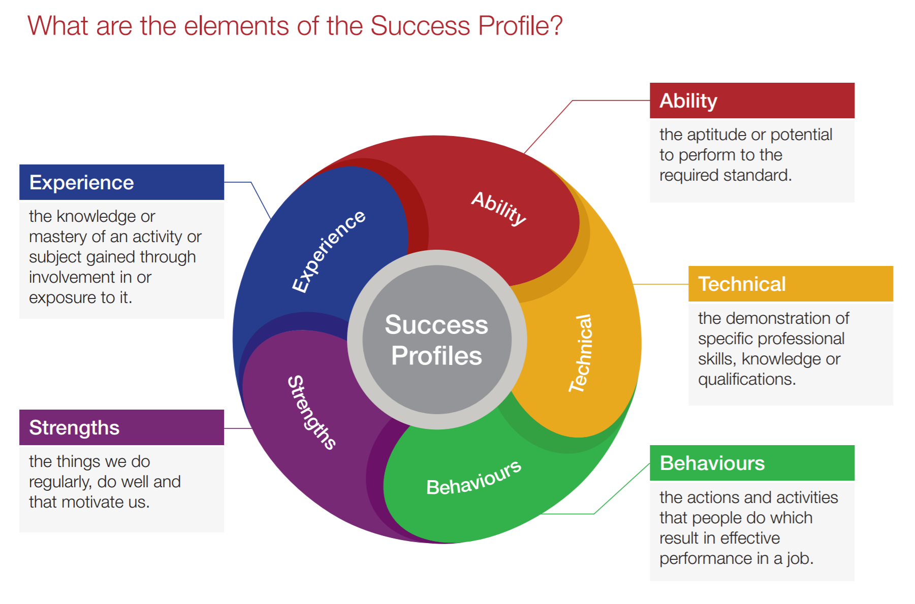 Civil Service UK Interviews 2020 Success Profiles