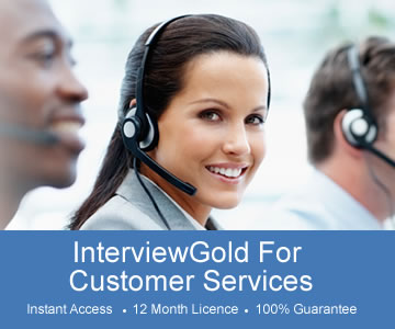 Online Interview Training For Customer Services