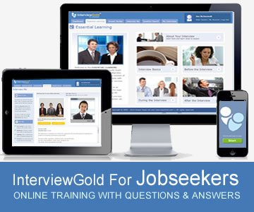 Online Interview Training For Jobseekers