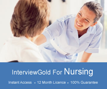 InterviewGold - Nuring Online Interview Skills Course
