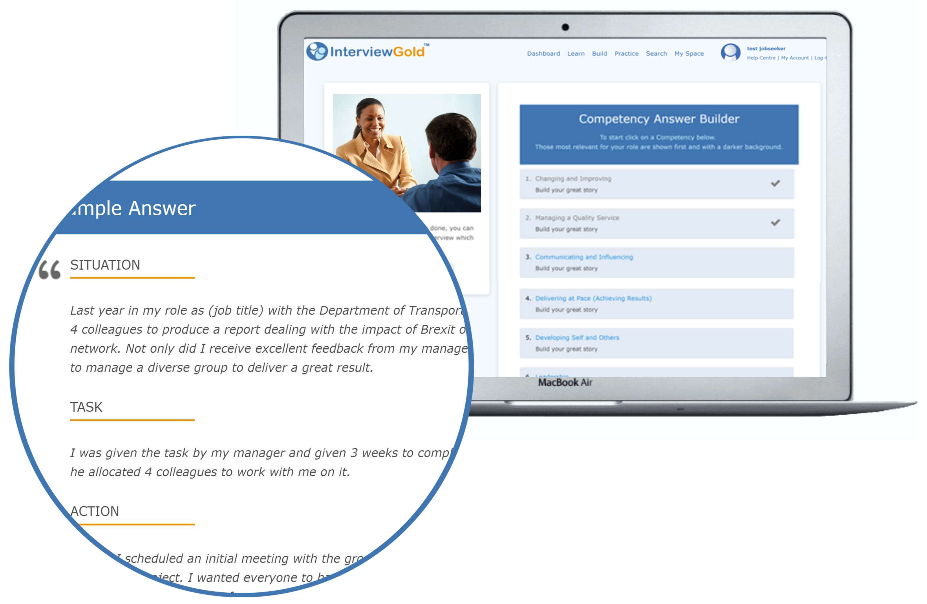 Online Interview Training: Be 100% Prepared, Get Your Top Job