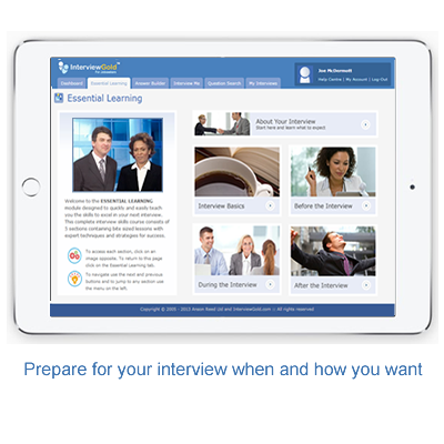 Online  Interview Training